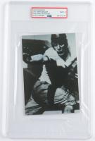 Jay Berwanger Signed Chicago Maroons 4x6 Mint Vintage Photo (PSA Encapsulated) at PristineAuction.com