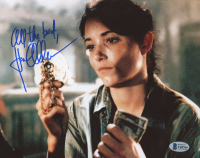 "Karen Allen Signed ""Indiana Jones"" 8x10 Photo Inscribed ""All The Best"" (Beckett COA) (See Description) at PristineAuction.com"