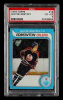 Wayne Gretzky 1979-80 Topps #18 RC (PSA 4) at PristineAuction.com