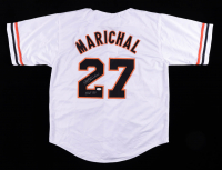 """Juan Marichal Signed Jersey Inscribed """"HOF 83"""" (JSA Hologram) at PristineAuction.com"""