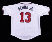 Ronald Acuna Jr. Signed Jersey (JSA Hologram) at PristineAuction.com