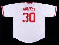 """Ken Griffey Sr. Signed Jersey Inscribed """"75-76 WSC"""" (JSA Hologram) at PristineAuction.com"""