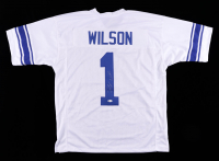 Zach Wilson Signed Jersey (Beckett COA) at PristineAuction.com