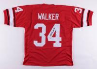 Herschel Walker Signed Jersey (Beckett COA) at PristineAuction.com