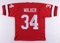 "Herschel Walker Signed Jersey Inscribed ""82 Heisman"" (Beckett COA) at PristineAuction.com"