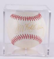 Ryne Sandberg Signed ONL Baseball With Display Case (Beckett COA & Marshall LOA) (See Description) at PristineAuction.com