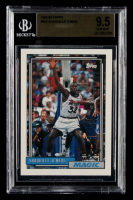 Shaquille O'Neal 1992-93 Topps #362 RC (BGS 9.5) at PristineAuction.com