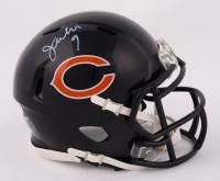 Jim McMahon Signed Bears Speed Mini Helmet (JSA COA) at PristineAuction.com