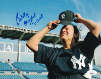 """Billy Crystal Signed Yankees 8x10 Photo Inscribed """"3-13-08"""" (JSA COA) at PristineAuction.com"""
