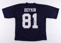 Miles Boykin Signed Jersey (JSA COA) at PristineAuction.com