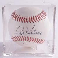 Al Kaline Signed Baseball With Display Case (Beckett COA & Marshall LOA) at PristineAuction.com