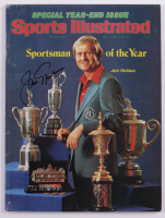 Jack Nicklaus Signed 1978 Sports Illustrated Magazine (Beckett LOA) (See Description) at PristineAuction.com
