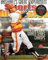 George Springer Signed Astros 16x20 Photo (MLB Hologram & Fanatics Hologram) at PristineAuction.com