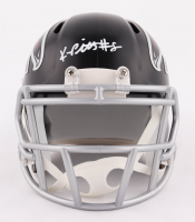 Kyle Pitts Signed Falcons Speed Mini Helmet (Beckett Hologram) at PristineAuction.com