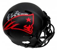 "Rodney Harrison Signed Patriots Full-Size Eclipse Alternate Speed Helmet Inscribed ""2x SB Champs"" (Beckett Hologram) at PristineAuction.com"