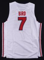 Larry Bird Signed Team USA Jersey (PSA COA) at PristineAuction.com