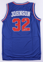 Magic Johnson Signed NBA All Star Jersey (PSA COA) at PristineAuction.com