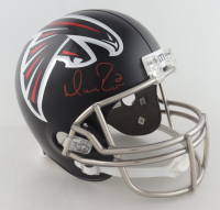 Matt Ryan Signed Falcons Full-Size Helmet (Beckett COA) (See Description) at PristineAuction.com