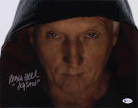 """Tobin Bell Signed """"Saw"""" 11x14 Photo Inscribed """"Jigsaw"""" (Beckett COA) at PristineAuction.com"""