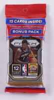 2020-21 Panini Prizm Basketball Cello Pack with (15) Cards at PristineAuction.com