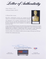 """Bill Clinton Signed 5.75"""" Bust (PSA LOA) at PristineAuction.com"""