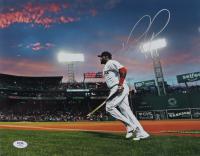 David Ortiz Signed Red Sox 11x14 Photo (PSA COA) at PristineAuction.com