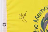 Jack Nicklaus Signed Memorial Golf Tournament Pin Flag (JSA ALOA) at PristineAuction.com