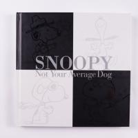 "Charles Schulz Signed ""Snoopy: Not Your Average Dog"" LE Hardback Book (JSA ALOA) at PristineAuction.com"