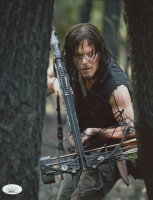 """Norman Reedus Signed """"The Walking Dead"""" 8x10 Photo (JSA Hologram) at PristineAuction.com"""