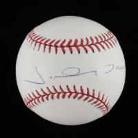 Johnny Damon Signed OML Baseball (JSA COA) at PristineAuction.com
