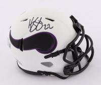 Harrison Smith Signed Vikings Lunar Eclipse Alternate Speed Mini Helmet (Beckett Hologram) at PristineAuction.com