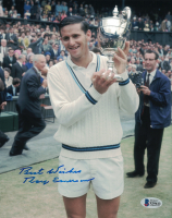 """Roy Emerson Signed 8x10 Photo Inscribed """"Best Wishes"""" (Beckett COA) at PristineAuction.com"""