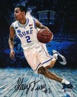 Gary Trent Jr. Signed Duke Blue Devils 8x10 Photo (Beckett COA) at PristineAuction.com