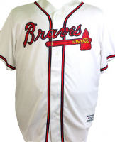Chipper Jones Signed Braves Jersey (Beckett Hologram) at PristineAuction.com