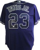 Fernando Tatis Jr. Signed Padres Jersey (JSA Hologram) at PristineAuction.com