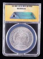1884-O Morgan Silver Dollar (ANACS MS63) at PristineAuction.com