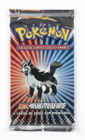 Pokemon EX  Ruby & Sapphire Spanish Booster Pack with (5) Cards at PristineAuction.com