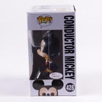 "Bret Iwan Signed Mickey #428 ""Conductor Mickey"" Funko Pop! Vinyl Figure (JSA COA) at PristineAuction.com"