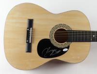 "Travis Tritt Signed 38"" Acoustic Guitar (JSA COA) (See Description) at PristineAuction.com"