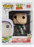 "Tim Allen Signed ""Toy Story"" #169 Buzz Lightyear Funko Pop! Vinyl Figure (JSA COA) at PristineAuction.com"