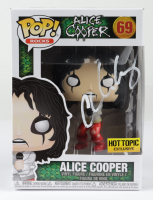 "Alice Cooper Signed ""Alice Cooper"" #69 Funko Pop! Vinyl Figure (JSA COA) at PristineAuction.com"