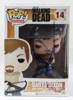 "Norman Reedus Signed ""The Walking Dead"" #14 Daryl Dixon Funko Pop! Vinyl Figure (JSA COA) (See Description) at PristineAuction.com"