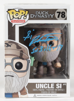 "Si Robertson Signed ""Duck Dynasty"" #78 Uncle Si Funko Pop! Vinyl Figure (JSA COA & PSA Hologram) at PristineAuction.com"