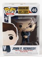 "Martin Sheen Signed ""American History"" #46 John F. Kennedy Funko Pop! Vinyl Figure Inscribed ""2021"" (JSA COA & PSA Hologram) at PristineAuction.com"