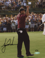 Tiger Woods Signed LE 8x10 Photo (UDA COA) at PristineAuction.com