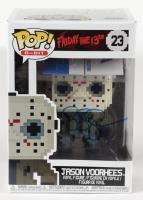 "Sean S. Cunningham Signed ""Friday the 13th"" #23 Jason Voorhees Funko Pop! Vinyl Figure (JSA COA & PSA Hologram) at PristineAuction.com"