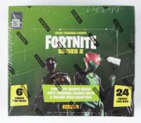 2020 Fortnite Series 2 Hobby Box with (24) Packs at PristineAuction.com