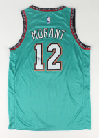 Ja Morant Signed Grizzlies Jersey (JSA Hologram) at PristineAuction.com