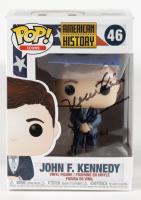 "Martin Sheen Signed ""American History"" #46 John F. Kennedy Funko Pop! Vinyl Figure Inscribed ""1/4/2021"" (JSA COA & PSA Hologram) at PristineAuction.com"