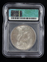 1922 Peace Silver Dollar (ICG MS64) at PristineAuction.com